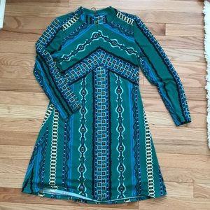 NWT Free People Green Dress